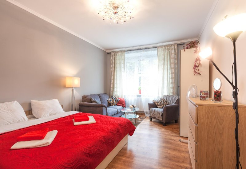 Comfortable apartment nearby city center, holiday rental in Roztoky