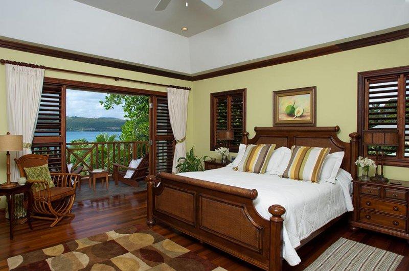 Breadfruit Bedroom