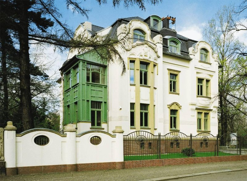 Villa Parkblick Mansarde, aluguéis de temporada em Leipzig