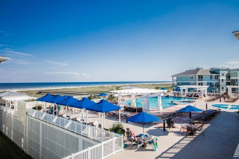 Target, The Beach House. A Luxury Beach Side Cottage in Pointe West Resort., location de vacances à Galveston