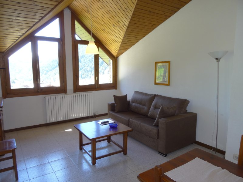 Apartamento 2 habitaciones, holiday rental in Ordino