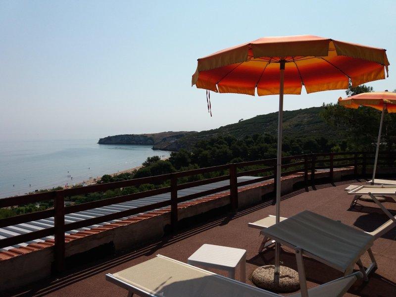 Case vacanze baia del gargano (monolocale), holiday rental in Province of Foggia