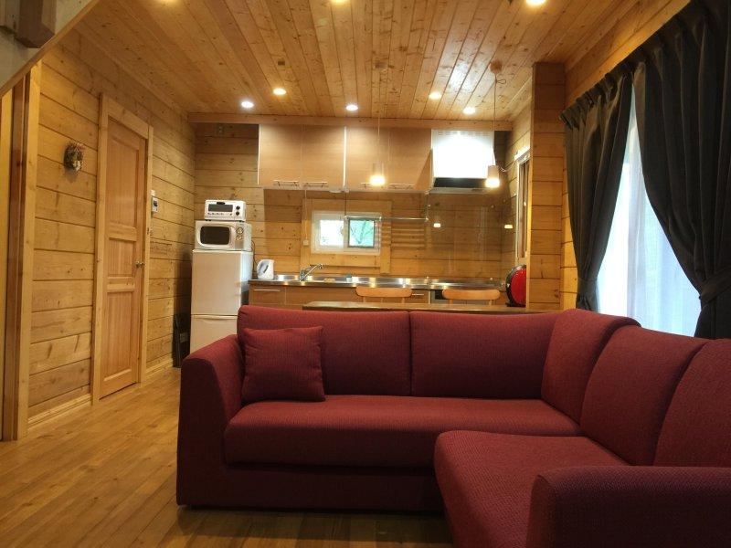 HAL Cottage Hakuba, Nagano Prefecture, alquiler vacacional en Hakuba-mura