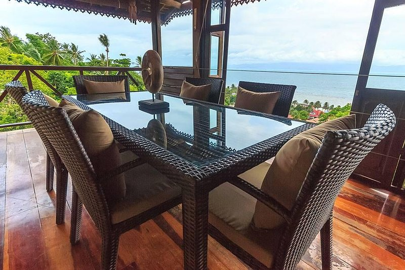 Haadrin Seaview Villa Koh Phangan, holiday rental in Ko Pha Ngan