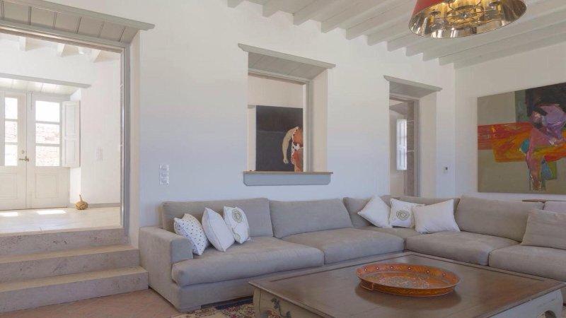 Rosemary villa ,Residence 1, casa vacanza a Grikos
