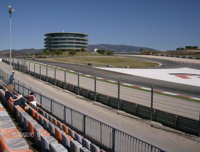 The Race Track at Portimao