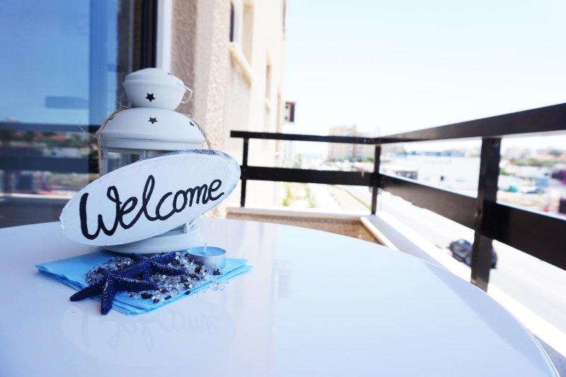 Lazuli Beach Apartment 209, holiday rental in Larnaca