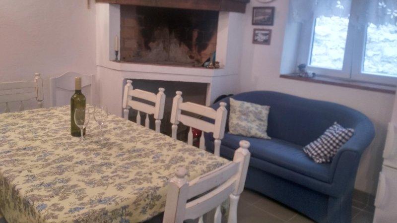 Apartment Damjan, vacation rental in Kastel Kambelovac