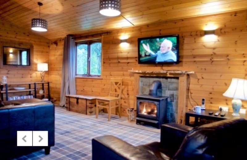 It is fully equipped with gas fire, flat screen TVs and central heating