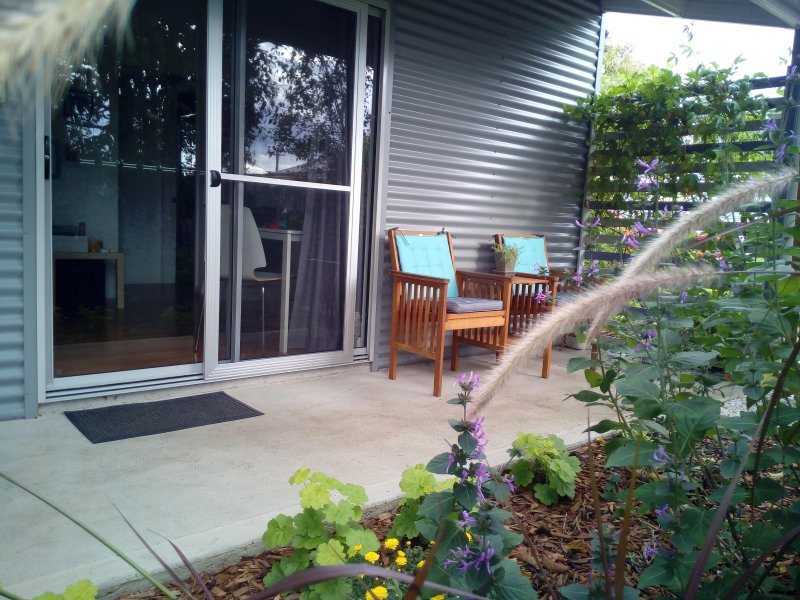 The verandah, your private space!
