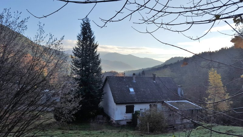 Little house in the valley, holiday rental in Belfort