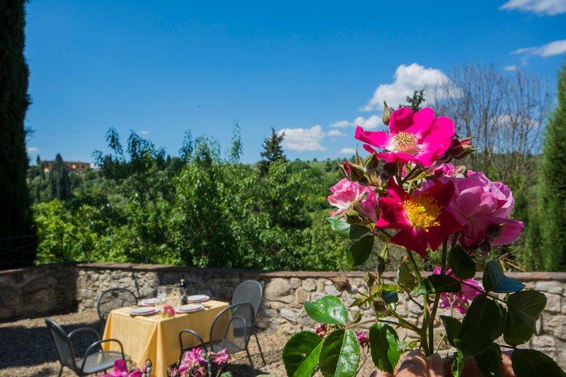 Casa T4/5, location de vacances à Bagno a Ripoli
