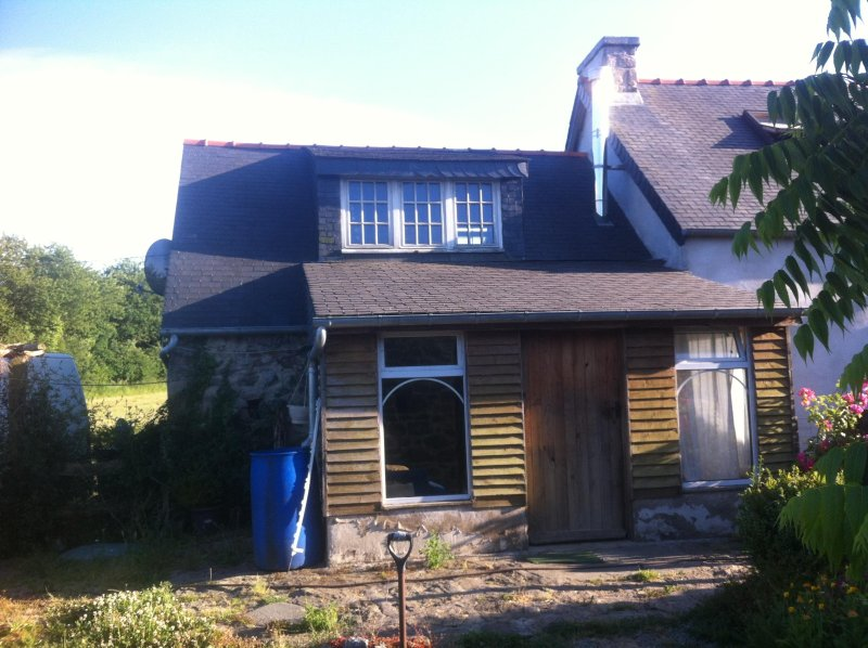 Our self-contained cottage is now available for holidays., holiday rental in Carnoet