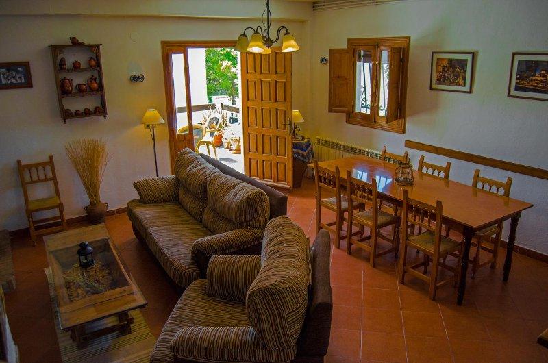 Salón Casa Rural Nº4