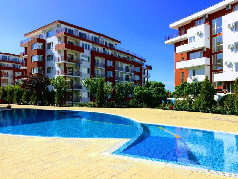 Marina Fort View Beach, vacation rental in Sveti Vlas