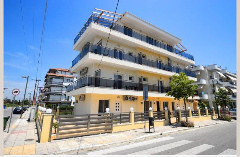 Olympic Coast, holiday rental in Kitros