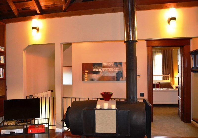 Passerelle Stay 2 BD / 2 BA vacances intérieur Location de Arcata Stay