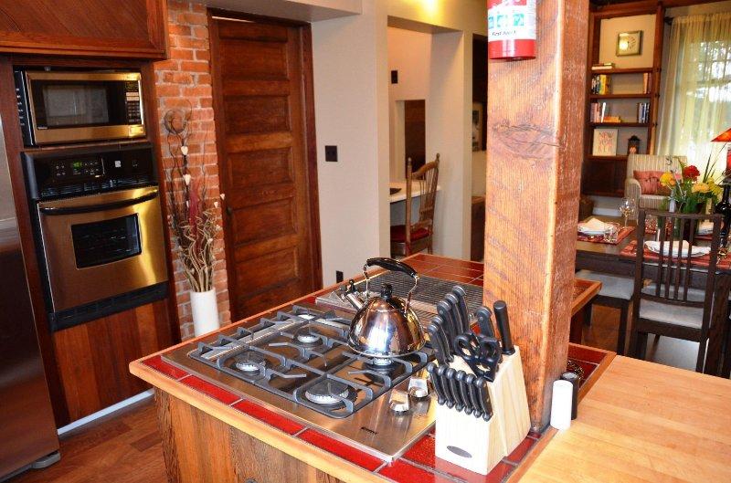 Passerelle Stay 2 BD / 2 BA vacances cuisine location de Arcata Stay