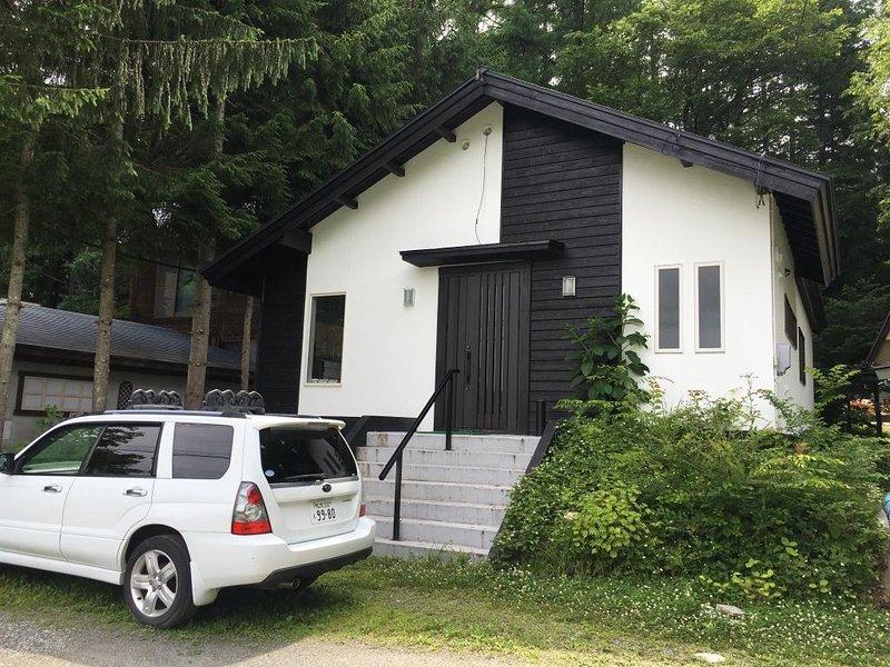 My Chalet Hakuba, alquiler vacacional en Hakuba-mura