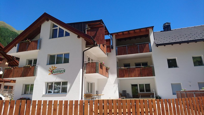 Our newly redeveloped apartments
