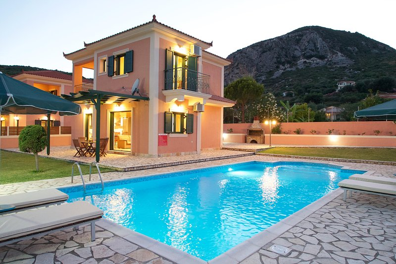 Villa Hemera, Outstanding Villa w/ Private Pool, easy access, close to amenities, alquiler de vacaciones en Cefalonia