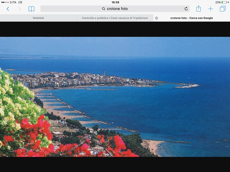CASAVACANZA, vacation rental in Crotone