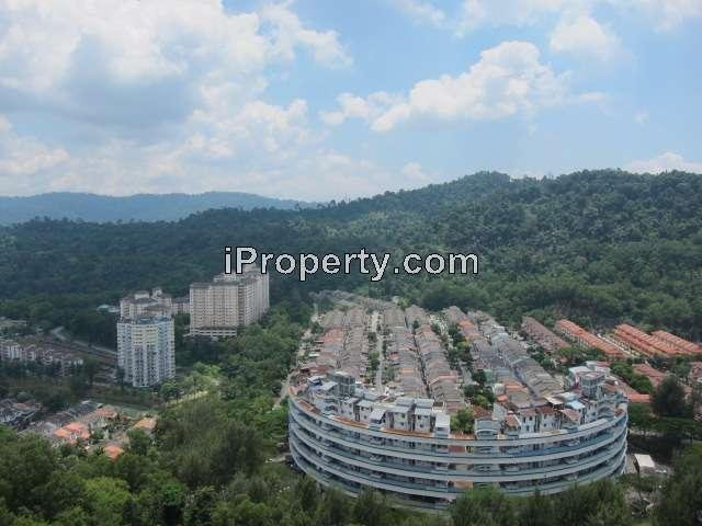 Room with wonderful view, holiday rental in Ampang