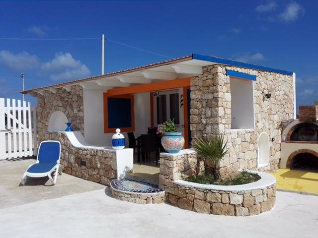 Villette di Ro Villetta Arancio Lampedusa, Ferienwohnung in Lampedusa