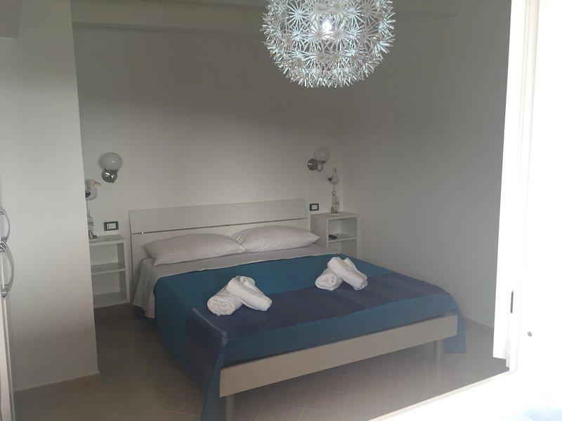 Villa Arancio Bedroom