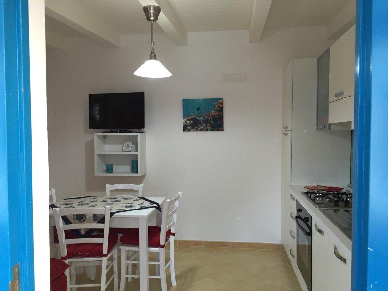 Villa Arancio Kitchen