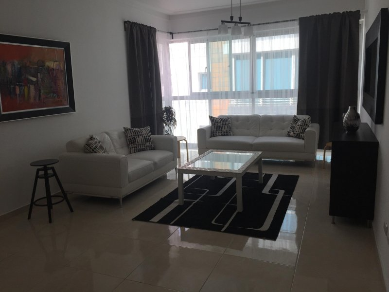 360 panoramic view Penthouse in Evaristo Morales, vacation rental in Santo Domingo
