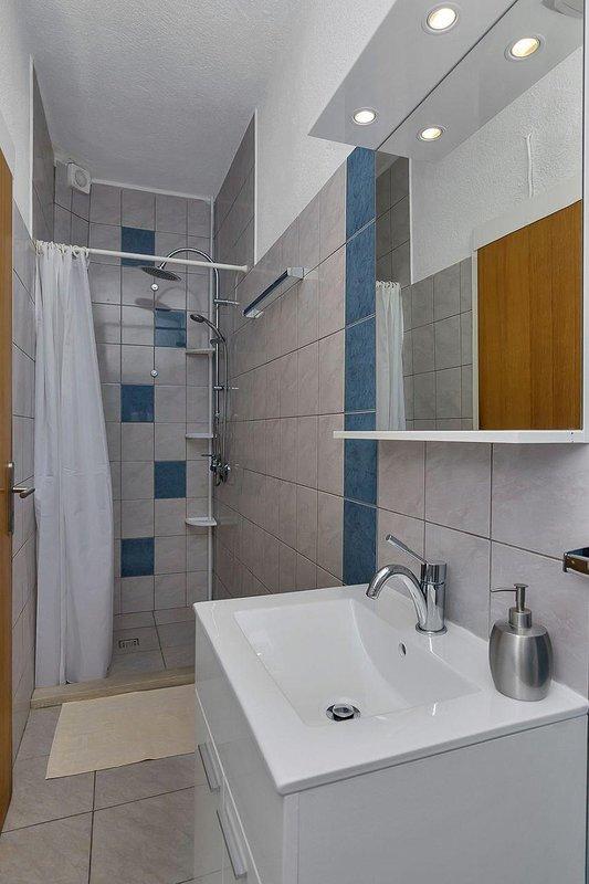 SA Zeleni (2+1): bathroom with toilet