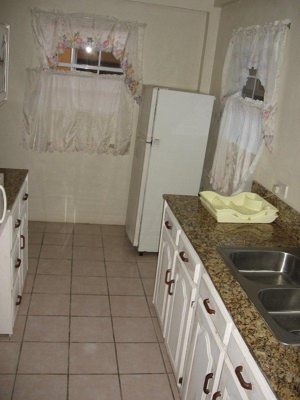 cuisine en bas Appartement