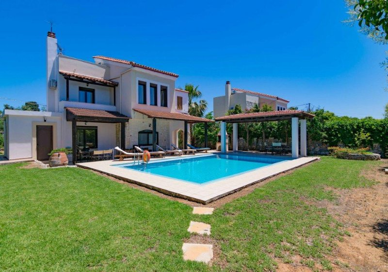 Beautiful Villa with Private Pool, Garden and Terrace