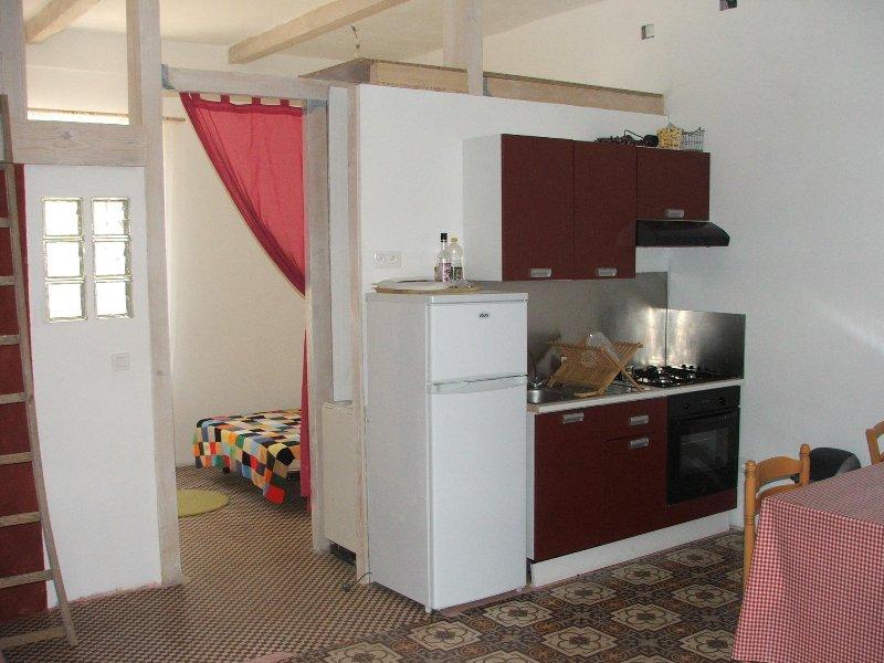 lounge en een mezzanine