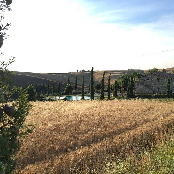 La Tana del Bianconiglio, casa vacanza a Castiglione D'Orcia