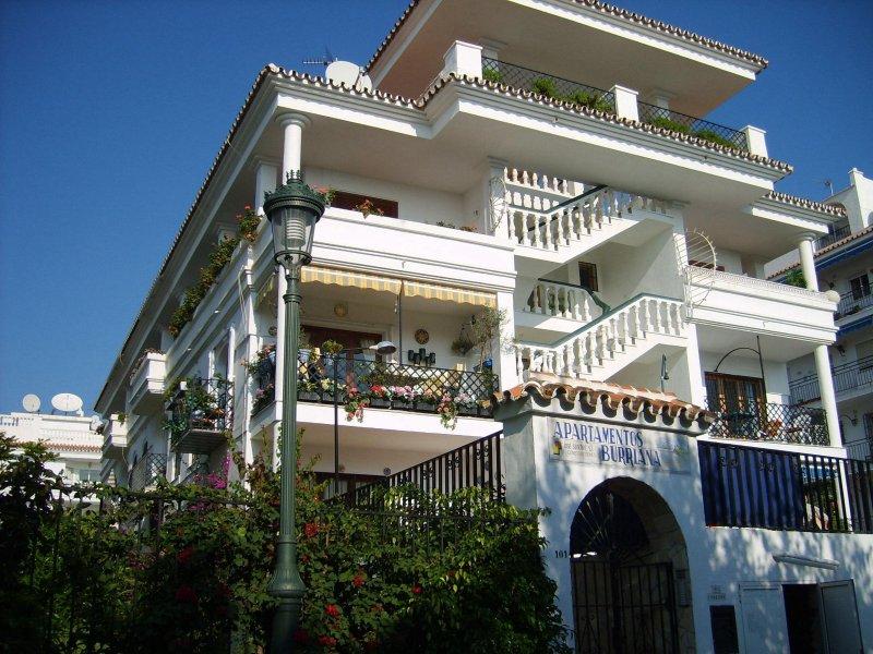 Carabeo Apartment, alquiler vacacional en Nerja