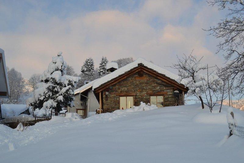 L'hiver à Baita