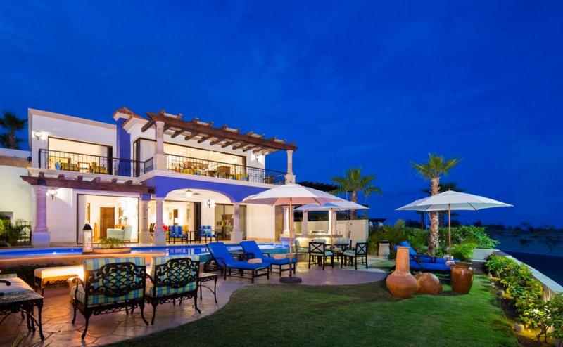 Deux chambres Villa privée avec vue sur l'océan.