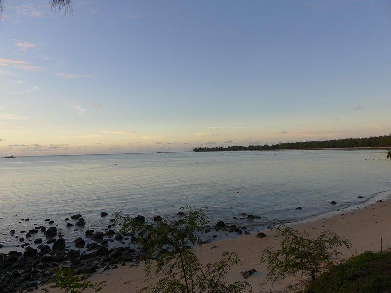Montchoisy playa a 80 metros de la casa