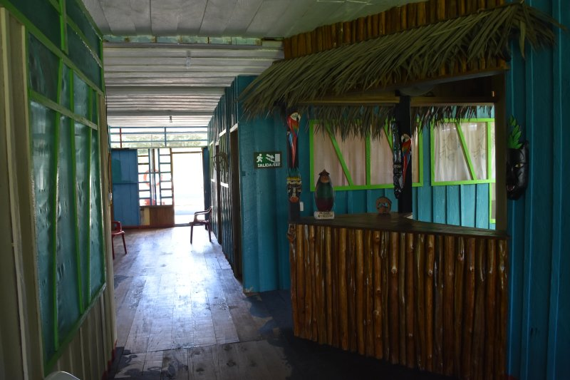 Eware refugio amazónico, location de vacances à Puerto Narino