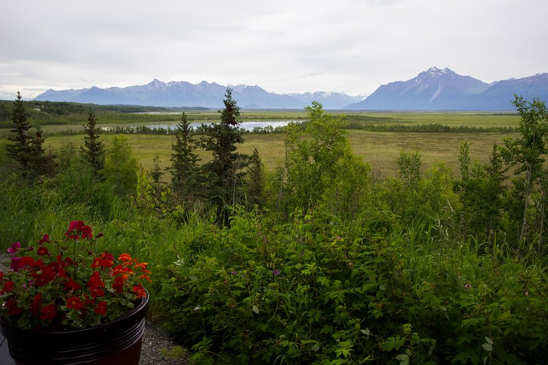 Welcome to EYEMAX ALASKA  This is your view...