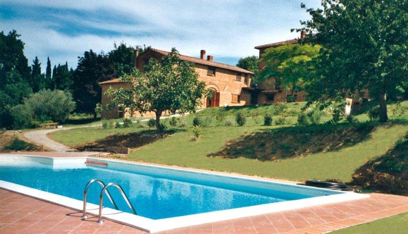 Casa vacanza Borgo del Papa, Ferienwohnung in Chiusi