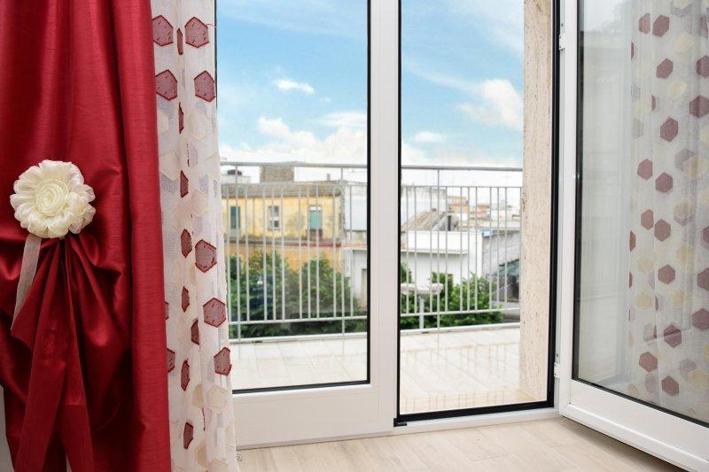 vue du balcon, vue sur le balcon