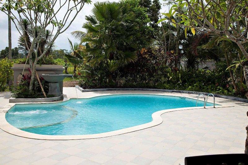 Gorgeous 3BR Villa in Ubud, holiday rental in Bangli