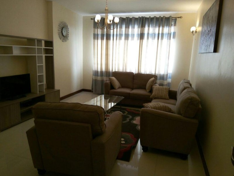 Elegant 2 BR furnished to let at westlands along waiyaki way ,clean ,pool, holiday rental in Nairobi