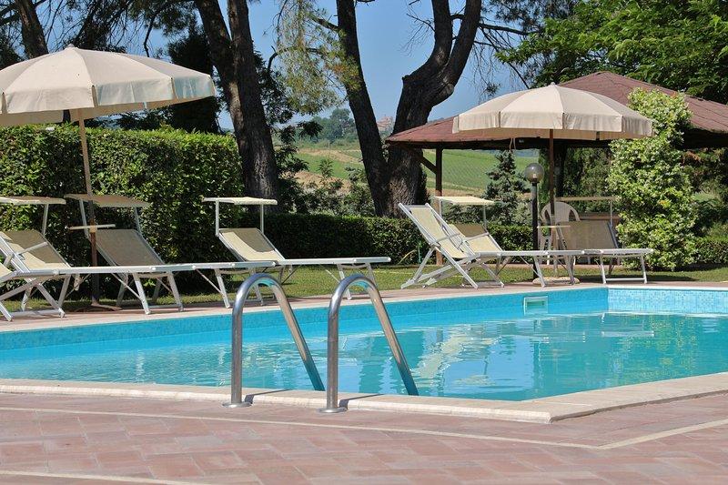 Prunetto, holiday rental in Casciana Alta