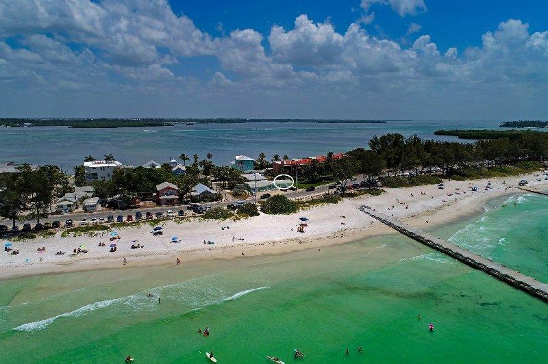 Amazing gulf beaches