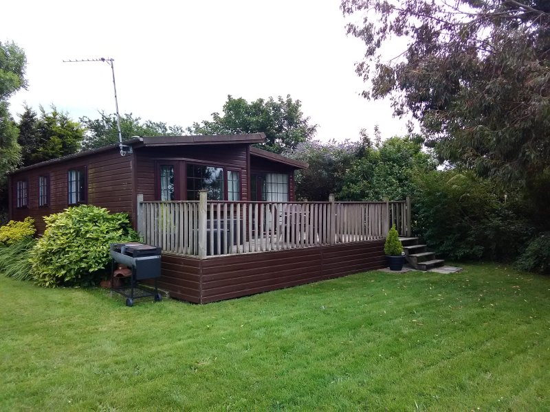 Holiday Cabin, holiday rental in Llangefni