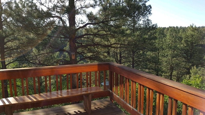Martinez Canyon Overlook, holiday rental in Pagosa Springs